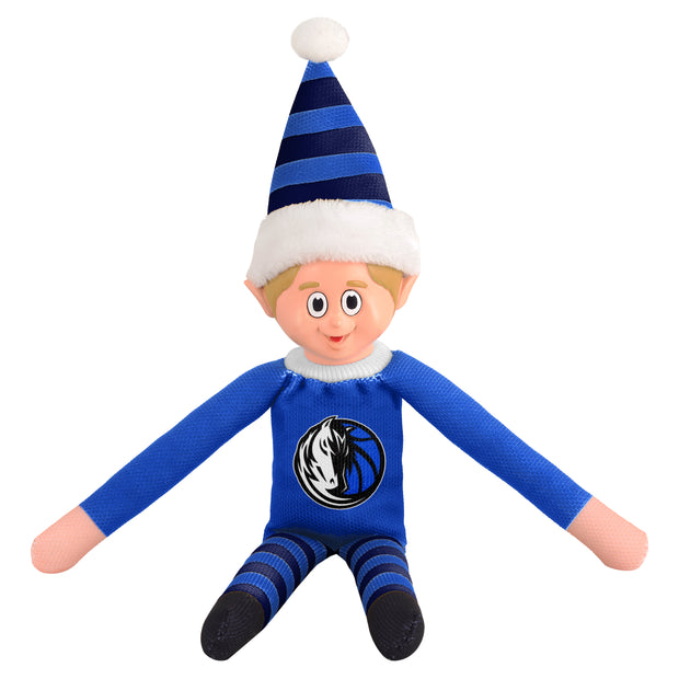 DALLAS MAVERICKS HOLIDAY TEAM ELF