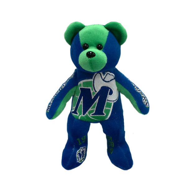 DALLAS MAVERICKS HWC THEMATIC BEAR BEANIE