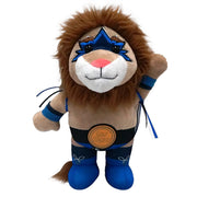 DALLAS MAVERICKS WRESTLER PLUSH LION