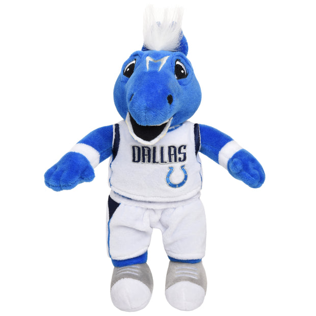 "DALLAS MAVERICKS 14"" MASCOT PLUSH"