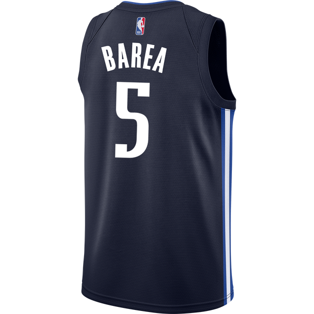 DALLAS MAVERICKS JJ BAREA 20-21 STATEMENT SWINGMAN JORDAN BRAND JERSEY