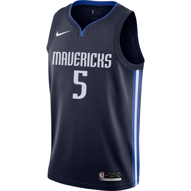 DALLAS MAVERICKS JJ BAREA STATEMENT SWINGMAN JERSEY