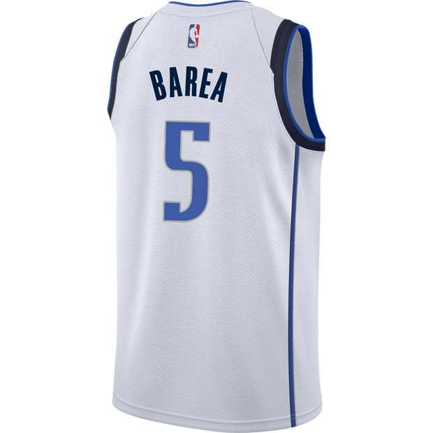 DALLAS MAVERICKS JJ BAREA ASSOCIATION SWINGMAN JERSEY