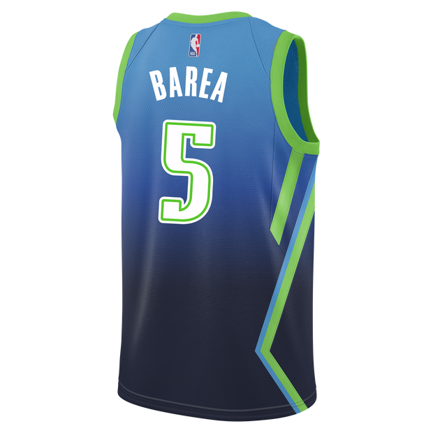 DALLAS MAVERICKS J.J. BAREA CITY EDITION 19-20 SWINGMAN JERSEY