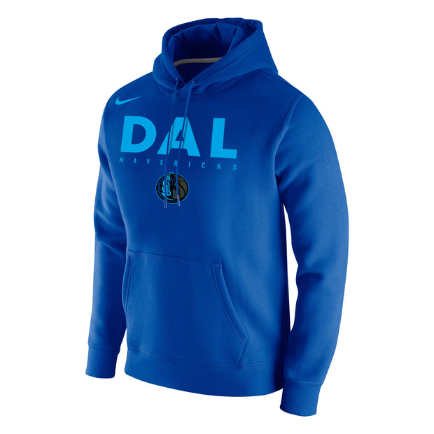 DALLAS MAVERICKS CITY EDITION 2018-2019 DAL FLEECE HOODY