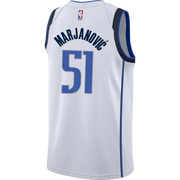 DALLAS MAVERICKS BOBAN MARJANOVIC ASSOCIATION SWINGMAN JERSEY