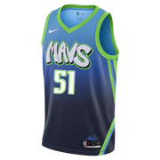 DALLAS MAVERICKS BOBAN MARJANOVIC CITY EDITION 19-20 SWINGMAN JERSEY