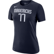 DALLAS MAVERICKS WOMEN'S LUKA DONCIC STATEMENT NAME & NUMBER TEE