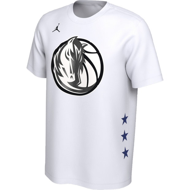 DALLAS MAVERICKS DIRK ALL STAR NAME & NUMBER TEE
