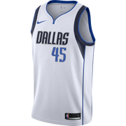 DALLAS MAVERICKS RYAN BROEKHOFF ASSOCIATION SWINGMAN JERSEY