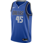 DALLAS MAVERICKS RYAN BROEKHOFF ICON SWINGMAN JERSEY