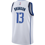DALLAS MAVERICKS JALEN BRUNSON ASSOCIATION SWINGMAN JERSEY