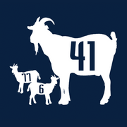 DALLAS MAVERICKS BABY GOATS PLAYER TEE