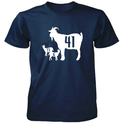 "DALLAS MAVERICKS ""BABY GOATS"" PLAYER TEE"