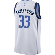DALLAS MAVERICKS WILLIE CAULEY-STEIN ASSOCIATION SWINGMAN JERSEY