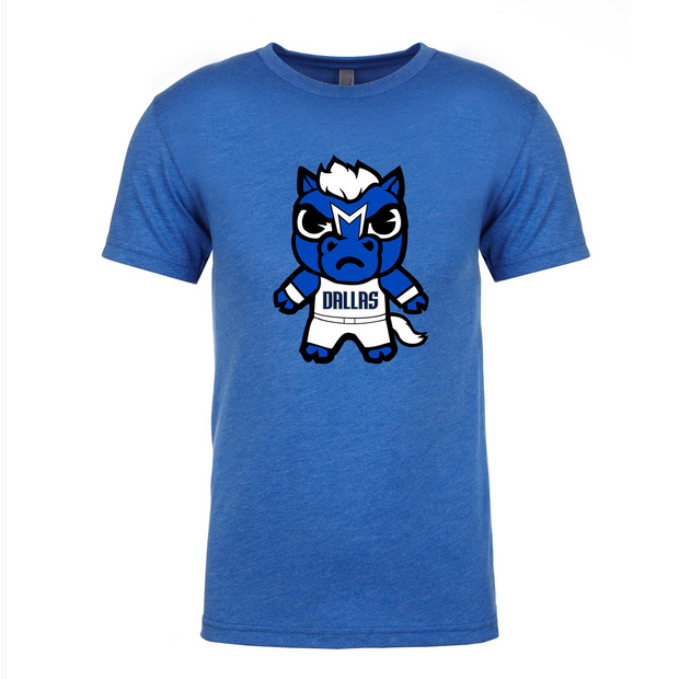 DALLAS MAVERICKS TOKYODACHI CHAMP UNIFORM TEE