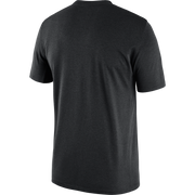 DALLAS MAVERICKS NIKE BLACK PRACTICE TEE