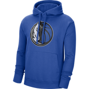 DALLAS MAVERICKS NIKE ESSENTIAL HORSEHEAD PULLOVER HOODIE