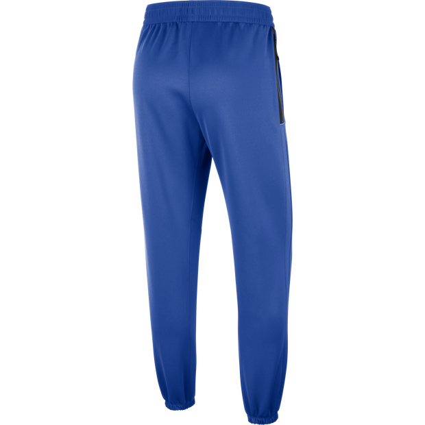 DALLAS MAVERICKS NIKE ON COURT ROYAL SHOWTIME PANT