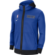 DALLAS MAVERICKS NIKE ON COURT ROYAL SHOWTIME JACKET