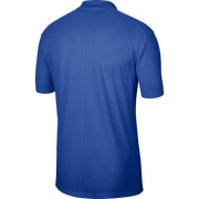 DALLAS MAVERICKS NIKE STATEMENT ROYAL POLO