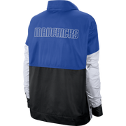 DALLAS MAVERICKS NIKE WOMEN'S COURTSIDE TRACK JACKET