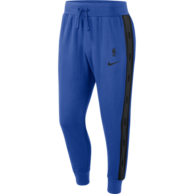 DALLAS MAVERICKS NIKE COURTSIDE ROYAL PANTS