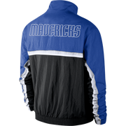 DALLAS MAVERICKS NIKE COURTSIDE TRACK JACKET