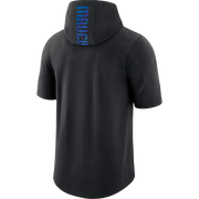 DALLAS MAVERICKS NIKE COURTSIDE SHORT SLEEVE HOODED TEE