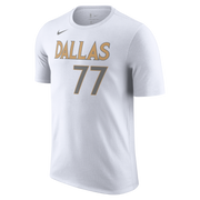 DALLAS MAVERICKS NIKE LUKA DONČIĆ 20-21 CITY EDITION NAME & NUMBER TEE