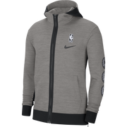 DALLAS MAVERICKS NIKE ON COURT GRAY SHOWTIME JACKET