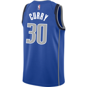 DALLAS MAVERICKS SETH CURRY ICON SWINGMAN JERSEY