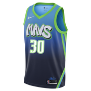 DALLAS MAVERICKS SETH CURRY CITY EDITION 19-20 SWINGMAN JERSEY
