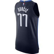 DALLAS MAVERICKS LUKA DONČIĆ 20-21 STATEMENT AUTHENTIC JORDAN BRAND JERSEY