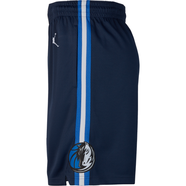 DALLAS MAVERICKS JORDAN BRAND 20-21 STATEMENT SWINGMAN SHORTS