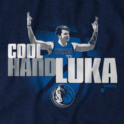 DALLAS MAVERICKS COOL HAND LUKA TEE