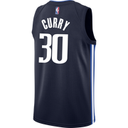 DALLAS MAVERICKS SETH CURRY STATEMENT SWINGMAN JERSEY