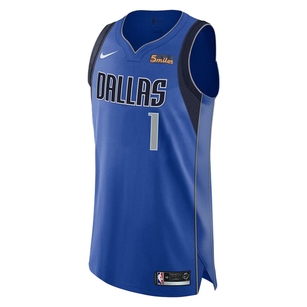 DALLAS MAVERICKS DENNIS SMITH JR NIKE ICON AUTHENTIC JERSEY
