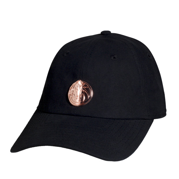 DALLAS MAVERICKS ALREADY DESIGN HH METAL BLACK DAD CAP