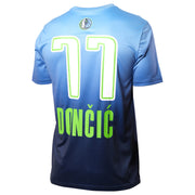 DALLAS MAVERICKS CITY EDITION 19-20 LUKA DONCIC NAME & NUMBER TEE