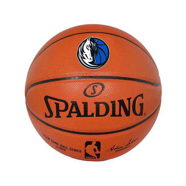 DALLAS MAVERICKS REPLICA COMPOSITE BALL