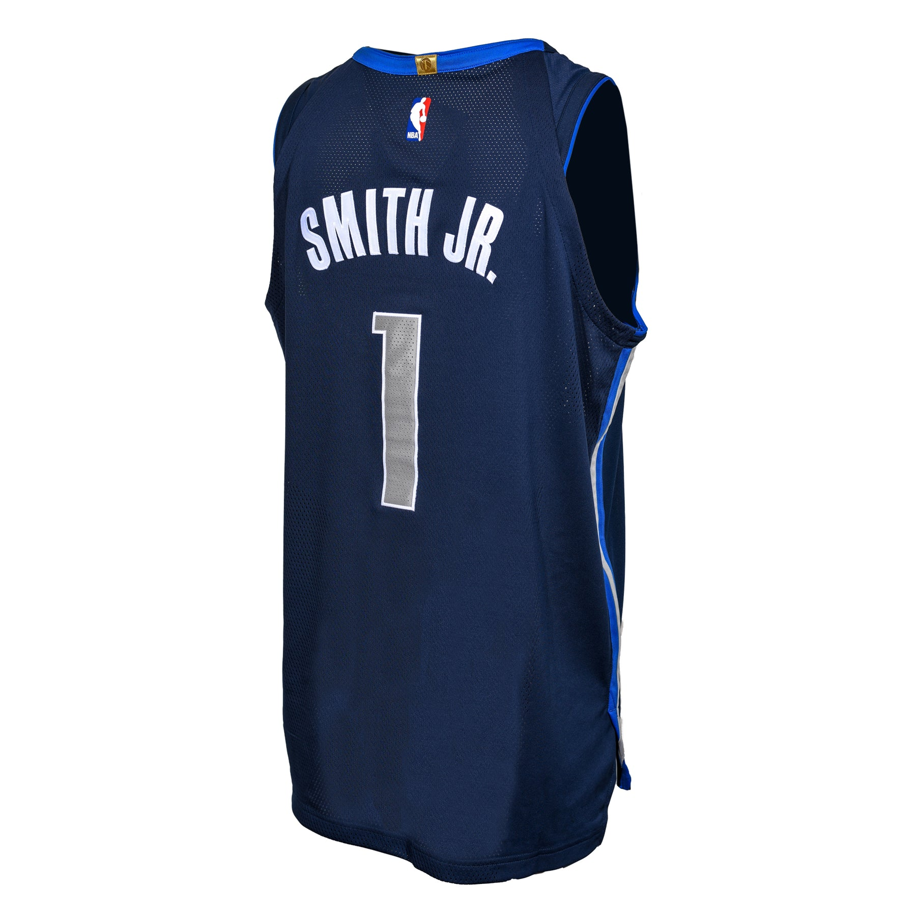 new style 7907b 071cd DALLAS MAVERICKS DENNIS SMITH JR NIKE STATEMENT AUTHENTIC ...