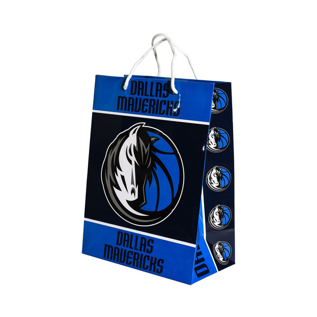 DALLAS MAVERICKS MEDIUM GIFT BAG