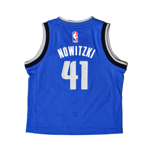 DALLAS MAVERICKS NIKE TODDLER DIRK - ICON JERSEY