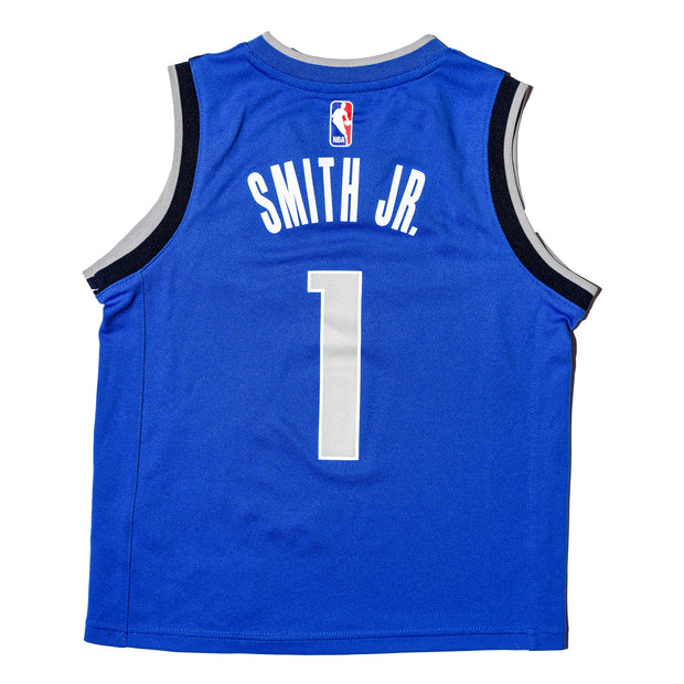 DALLAS MAVERICKS NIKE KIDS SMITH JR. ICON JERSEY