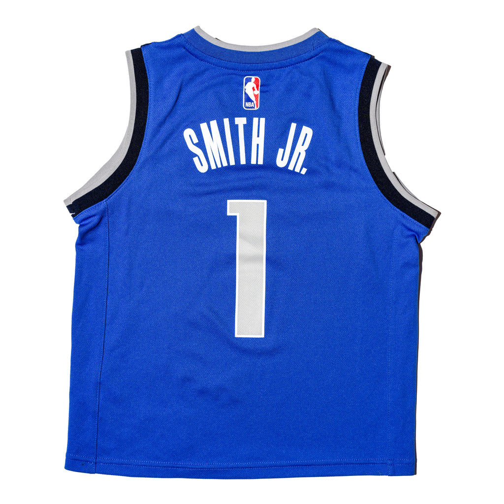 DALLAS MAVERICKS TODDLER  DENNIS SMITH JR ICON JERSEY