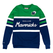 DALLAS MAVERICKS MITCHELL & NESS HEAD COACH CREW