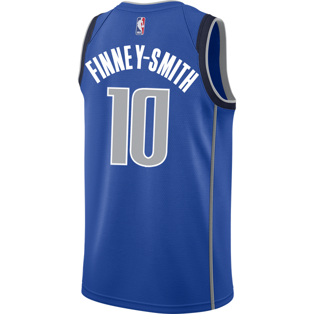 DALLAS MAVERICKS DORIAN FINNEY-SMITH ICON SWINGMAN JERSEY