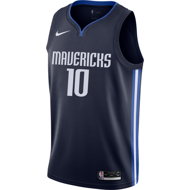 DALLAS MAVERICKS DORIAN FINNEY-SMITH STATEMENT SWINGMAN JERSEY