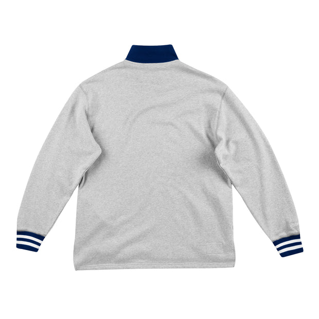 DALLAS MAVERICKS MITCHELL & NESS HWC VICTORY 1/4 ZIP